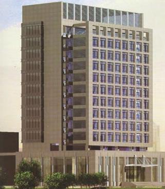 沧州市国税局办公楼装饰装修工程