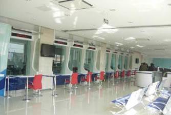 沧州银行三河支行营业厅装修工程