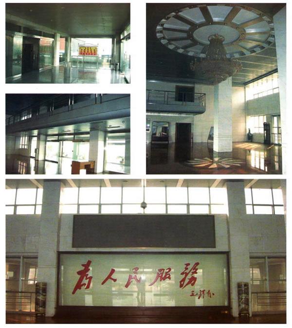 沧州市中级人民法院内装工程