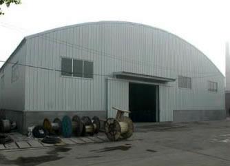 沧州炼油厂厂房钢结构工程