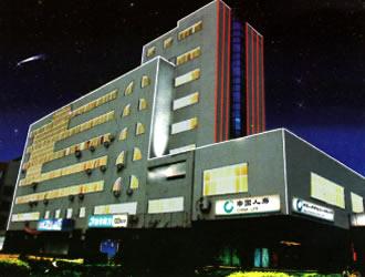 中国人寿保险公司邯郸分公司亮化工程