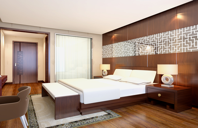 套间客房设计方案1