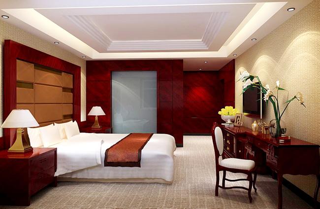 套间客厅客房方案2