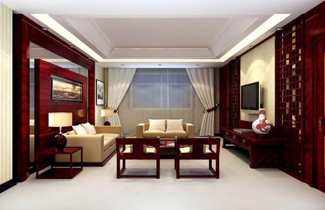 套间客厅设计方案3