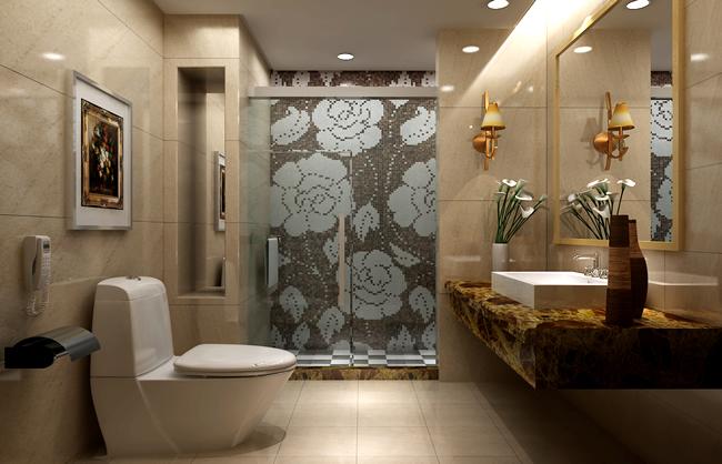 洗手间设计方案