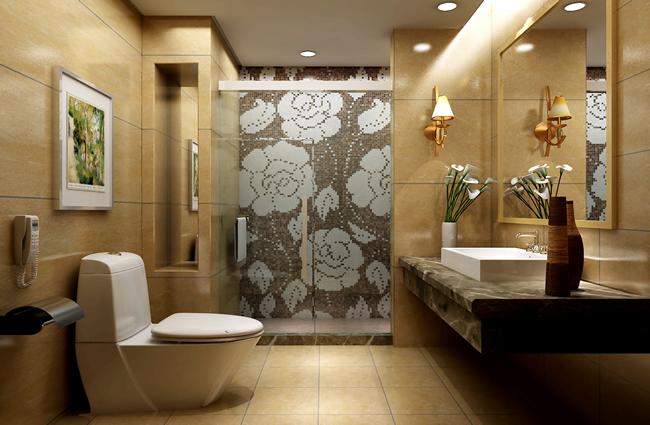 洗手间设计方案1