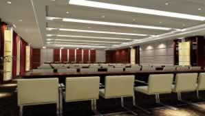 某局大会议室内装工程