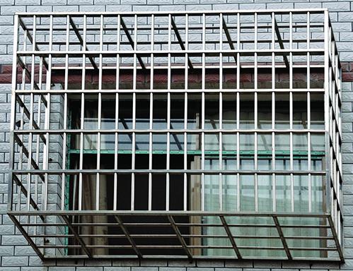 各类不锈钢防盗窗
