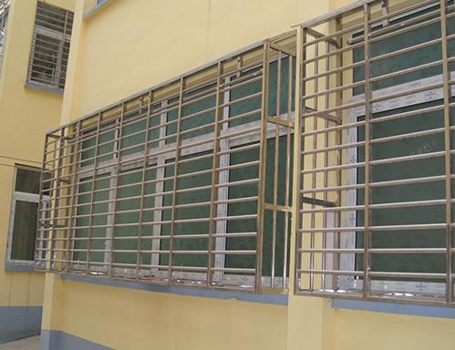 不锈钢材质防盗窗