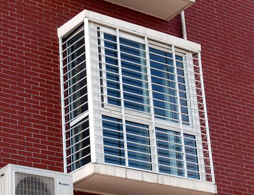 方形不锈钢防盗窗
